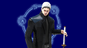 Vergil Remade MeshMod by MindForcet