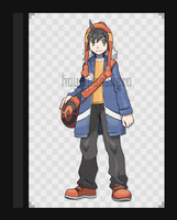 Player Character Otto by HourglassHero