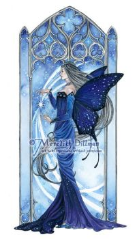 Queen of the Night Sky by MeredithDillman