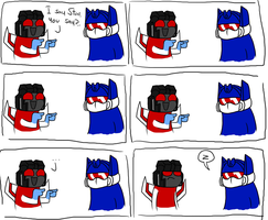 Starscream says 2 by Shaiger