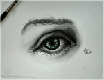 Ma Eye by hannie001