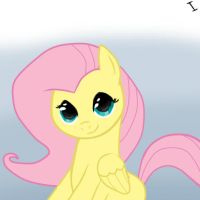 Fluttershy by ijustloveit619