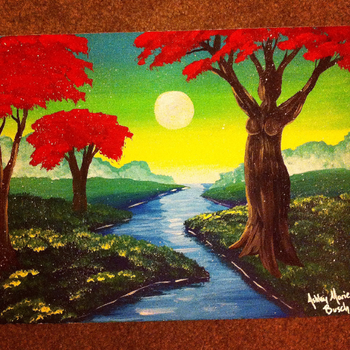 Mother Tree by DreamingPainter