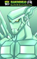 BAMF - Diamondhead FR by Ben10-FR
