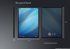 Lg Touch - dimension by lebreton