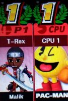 Pac-Man Being A Fan Of Malik #2 by reneg661