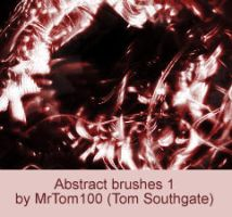 Abstract brushes 1 by MrTom100