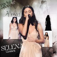 Png Pack (63) Selena Gomez by SilaEOfficial