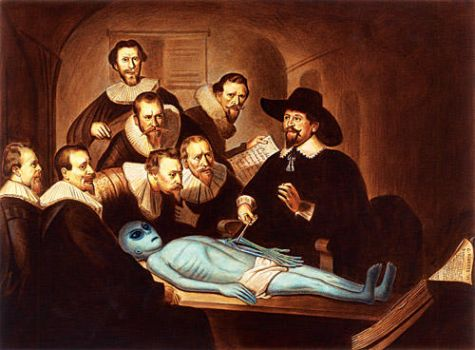 Anatomy Lesson by Monsterbatory1