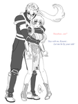 I Dun Wanna Let You Goooo by YestherDey