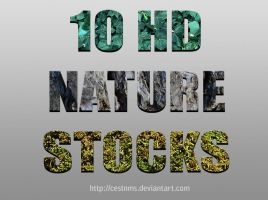 Nature Stocks Pack - HD by cestnms