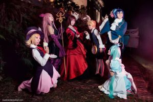 Vocaloid - Alice in Musicland by vaxzone