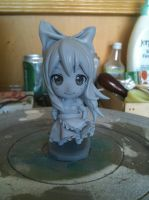 my first nendoroid by Keng1308