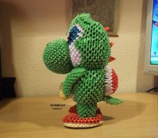 Yoshi side by sombra33