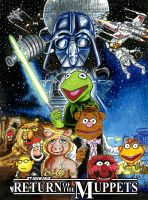 Return of the Muppets by siebo7