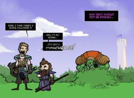Why Orcs shouldn't be rogues by Viking-Heart