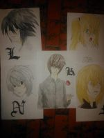 Death note by Simsata