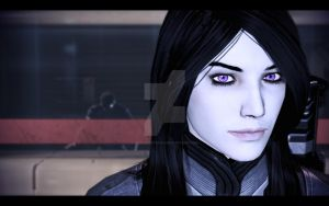 Shepard Screenshot by ShadesOfTruth