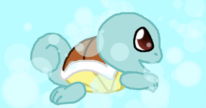 Squirtle by Dana-The-Cat