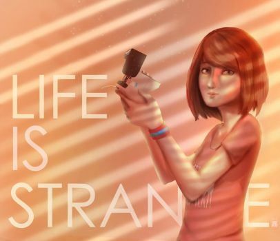 Life is Strange - Max by sheep7465