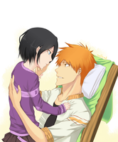Ichiruki : Delight by Neilund