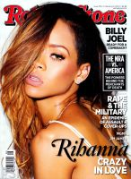 Pack Rihanna For Rolling Stone magazine by CandeHoran0115