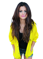 Selena Gomez Png by emmagarfield