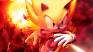Super Sonic [2014] by Light-Rock