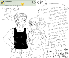 Question and Answer 1 by ASKGERnyoITA