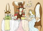 Tea Party by morganadulac