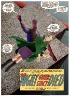 The Amazing Spider-man: The Night Gwen Stacy Died by Timetravel6000v2