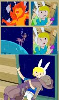 Fionna and Cake: Incendium (Part. 3) by RavenBlood1011