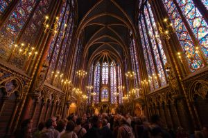 St Chapelle by DrHamster
