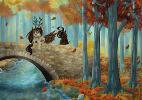 Herbst by chocobeery