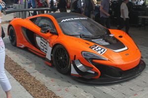 McLaren 650S GT3 by smevcars