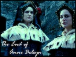 The end of Anne Boleyn by peteandco