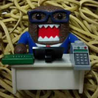 Domo Cashier by LucPads