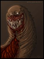 Smiling Worm by Raven-Blood-13