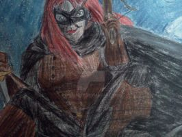 The Highwaywoman (detail) by dhbraley