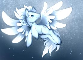 PHOENIX ICE PONY by WhiteFox89