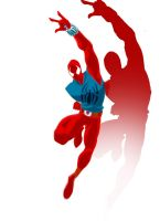 Scarlet Spider by OptimusPraino