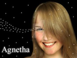 Agnetha by JUSTINaples