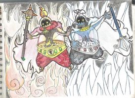 Boss KHII: Fire and Ice by Daywo