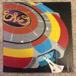 ELO Out of the Blue album cover (duct tape) by YesterdazeGone
