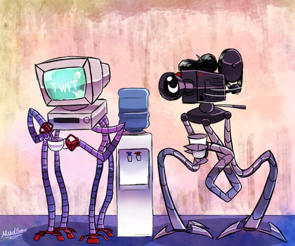 Computer n Cam Bot by MudSaw