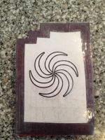 space aspect captchalogue wallet by knight-of-cool