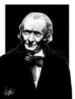 First Doctor - Hartnell by Marker-Mistress