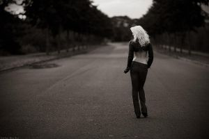 Walk alone by Dyxtreme
