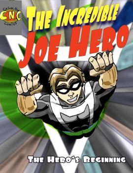 Joe Hero Cover Pages by Calvin228