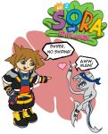 Sora the Explorer by Oriana132